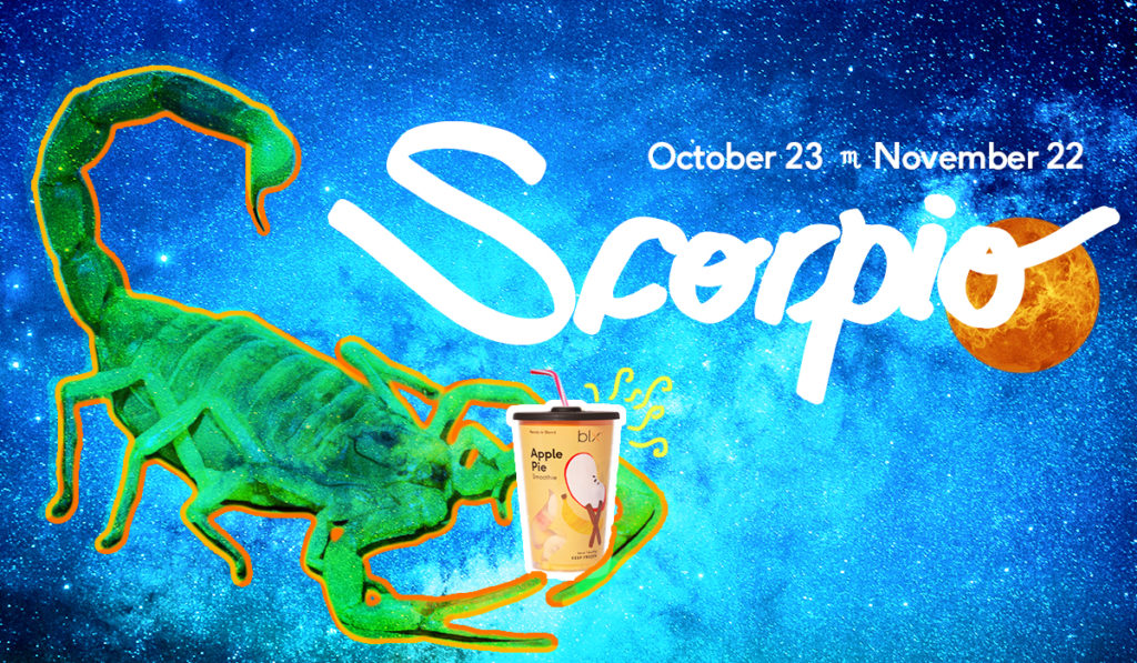 Scorpio Smoothie